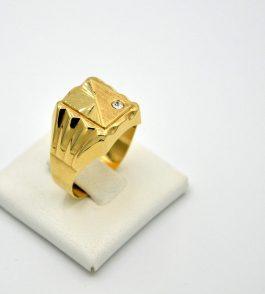 Inel din Aur barbati Jacob