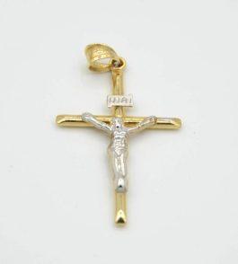 Pandantiv cruce din AurAlfi