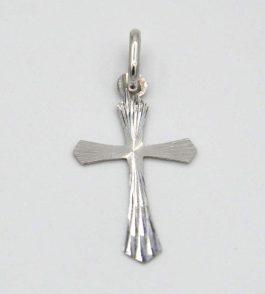 Pandantiv cruce din Aur dama Orlie