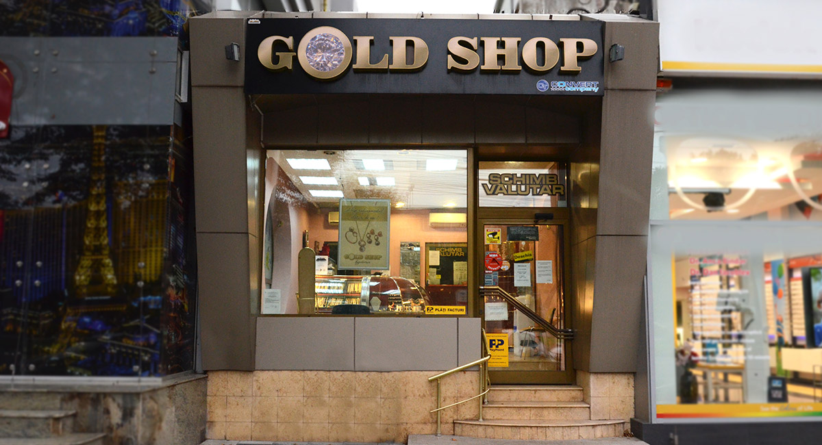 Magazin Gold-Shop