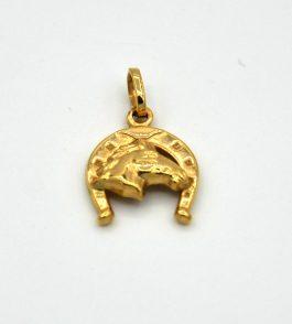 Pandantiv din Aur Horse